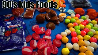 Are U A 90s Kid? Heres The Forgotten Happiness - 90s Kids Snacks Special Video