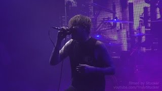 Fear Factory - Flashpoint (Live in Moscow, Russia, 11.11.2015) FULL HD