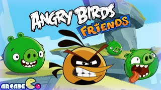 Angry Birds Friends - Facebook Friends Bubble Tournament Challenge 9/22 All Level 3 Stars