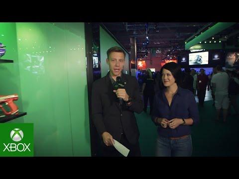 Видео № 0 из игры Microsoft Xbox One 1Тб - Limited Edition  + игра  «Halo 5: Guardians» (без Кинекта) (РОСТЕСТ)
