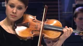 Friederike Starkloff - Brahms Violin Concerto