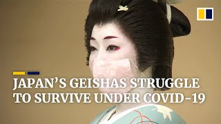 Japan's Geisha Entertainers Face Uncertain Future As Covid-19 Pandemic Continues