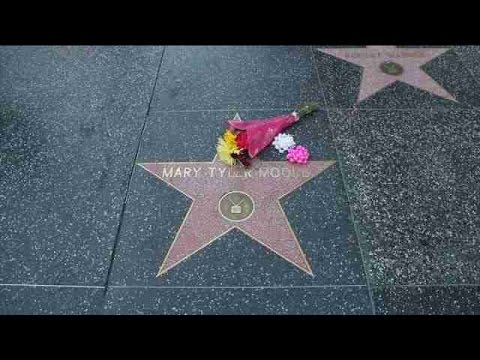 Falleció la actriz Mary Tyler Moore