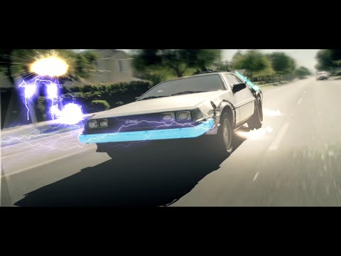 Back to the Future : 88 mph : After Effects