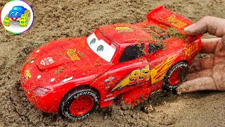 Lightning Mcqueen Toy Car | Disney Pixar Car 3 | Kid Studiio