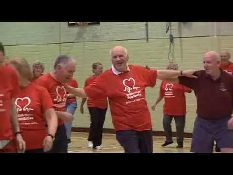 Cardiac Rehabilitation Campaign Scotland