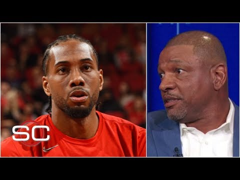 Kawhi Leonard 'is the most like Jordan that we've seen' - Doc Rivers | SportsCenter