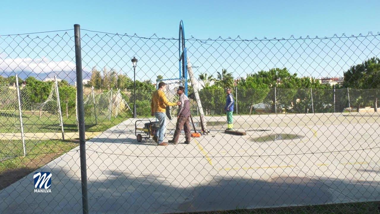 ACONDICIONAMIENTO Y MEJORAS EN BOSQUIPARK