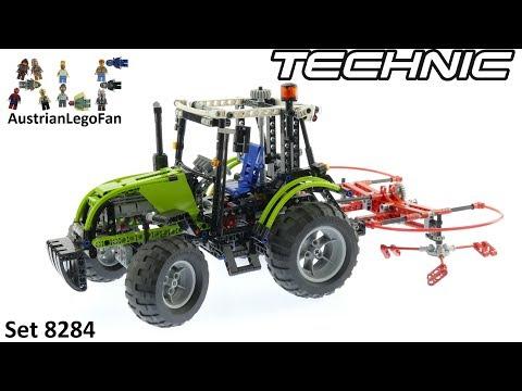 Vidéo LEGO Technic 8284 : Le tracteur