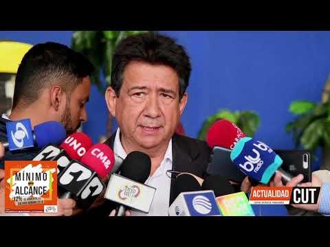 Informe Especial: Salario Mínimo para 2019 – 14 diciembre 2018. Diógenes Orjuela
