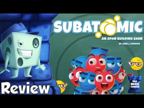 Subatomic Review - with Tom Vasel