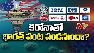 US Companies Focus On India After Coronavirus Effect In China || NTV