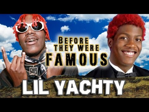 LIL YACHTY | Before They Were Famous