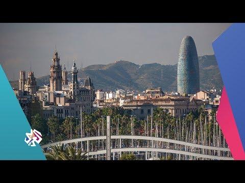رحلة بمحفظتين│العاصمة الكتالونية برشلونة