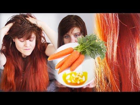 Remedium dla włosów przetłuszczających się na głowie