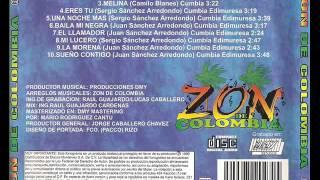 Zon de Colombia - Baila mi Negra