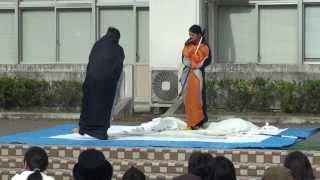 大道芸ワールドカップ In 静岡 2013 シルヴプレ ビバーク!
