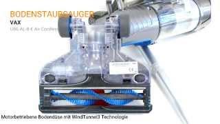 VAX U86-AL-B-E Air Cordless Hands On Test - Deutsch / German ►► notebooksbilliger.de
