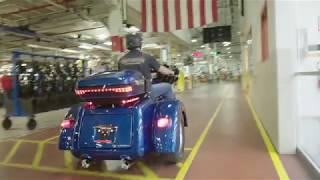York, PA Factory Tours | Harley-Davidson