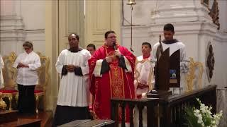 Missa com orações por Libertação pela Árvore Genealógica