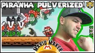 Broken Buttons Blues! 100 Man Super Expert Super Mario Maker