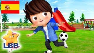 Canciones para Niños | Juguetes y juegos | Canciones Infantiles | Little Baby Bum Júnior