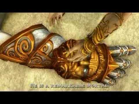 Chains Of Olympus Takeuchi God War