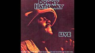 Donny Hathaway  voices inside (Everything is Everything)
