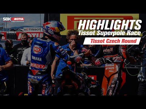 スーパーバイク世界選手権 SBK 第6戦チェコ スーパーポールのハイライト動画