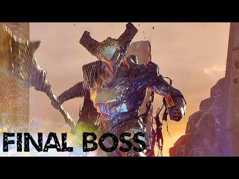 Anthem - Final Boss Fight & Ending