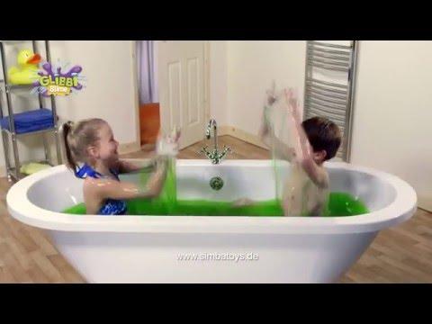 Badewannenspielzeug - Glibbi Slime - Simba