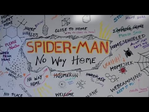 蜘蛛俠:不戰無歸電影海報