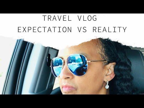 Travel Vlog Expectation vs Reality ~ Hotel FAIL🚭‼️🔥❌