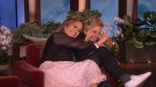 Ellen Looks Back at