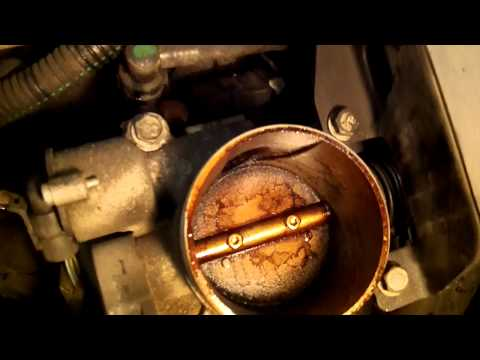 What is Throttle body leak  Trouble error code P2279
