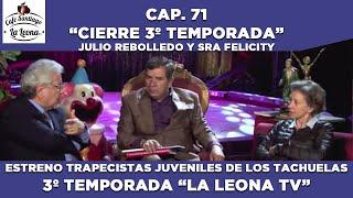 LALEONA TV CAP- 72 - 3° TEMPORADA - 2016