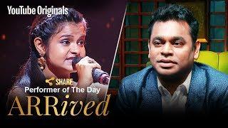 A. R. Rahman | Antara Nandy | Performer Of The Day