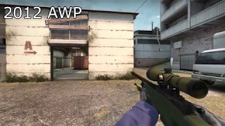 Anyone remember the old AWP?