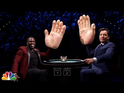 Slapjack with Kevin Hart (видео)