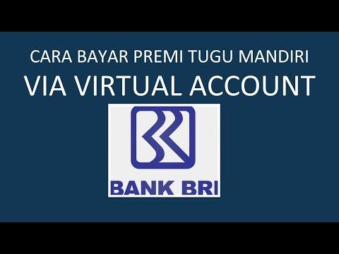 [VIRTUAL ACCOUNT ATM BRI] Cara bayar premi TUGU MANDIRI