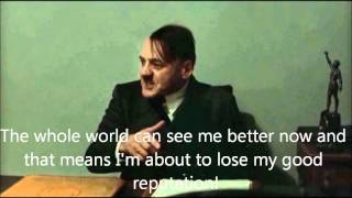 Hitler is informed the video/audio quality is much better now