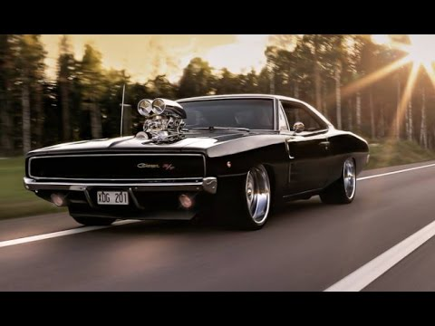 Oldschool Blown Dodge Charger Shows How Diluted Is The Current