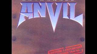 Anvil - Backwaxed (with lyrics)