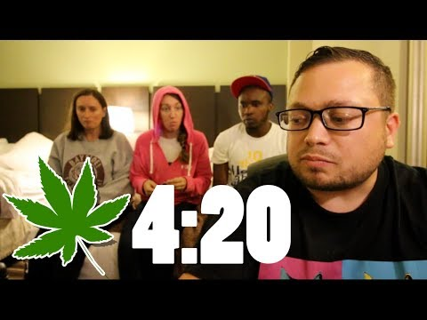 Eating Weed To Get High - 1st Time EVER (Edibles)