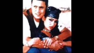 جورج وسوف اغنية ليل العاشقين 1996 مع صورة هيفاء وهبي