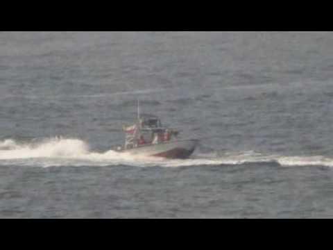 , title : 'Islamic Revolutionary Guard harass USS Nitze'