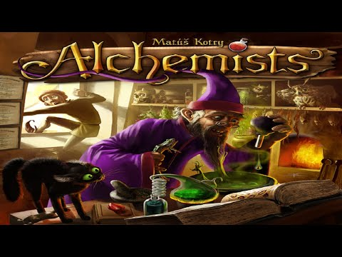 Alchemists + The King's Golem: Discussion