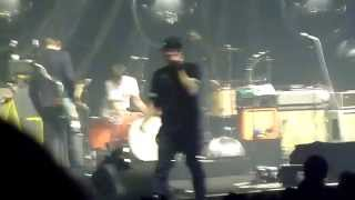 Beatsteaks - Everything Went Black @ Bamberg 5.12.2014