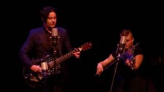 In case you missed it watch Jack Whites performance of City Lights