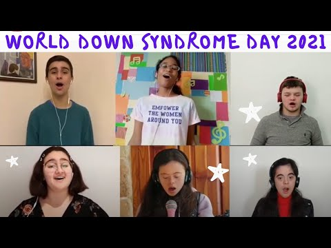 Ver vídeo 6 Teens, 3 Extra Chromosomes, 1 Message | World Down Syndrome Day 2021 | Wear Your Crown #WDSD21